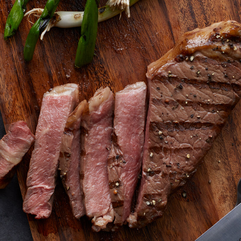 10 oz. New York Strip Steaks