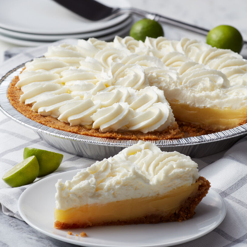 This pie has the perfect combination of sweet and tart flavors, making it a deliciously refreshing addition to any meal!