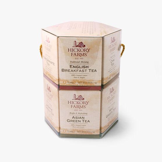 Hickory Farms Ceylon Tea Collection