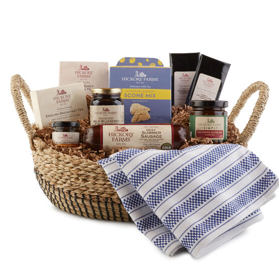 Everyone loves brunch, and this gift is filled with gourmet favorites!