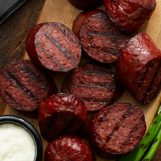 26 oz. our signature beef summer sausage