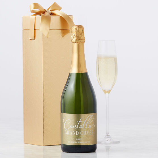 Contollo Grand Cuvée California Sparkling Wine