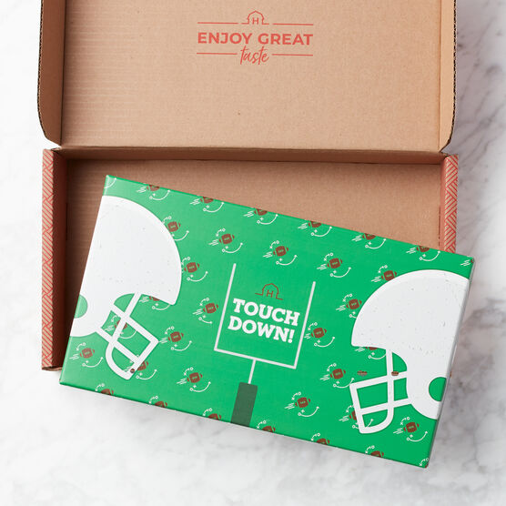 Touchdown Treats Gift Box Delivery Box