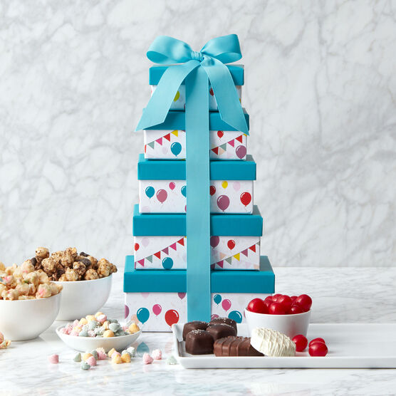 Gourmet Popcorn Tins & Gifts | Hickory