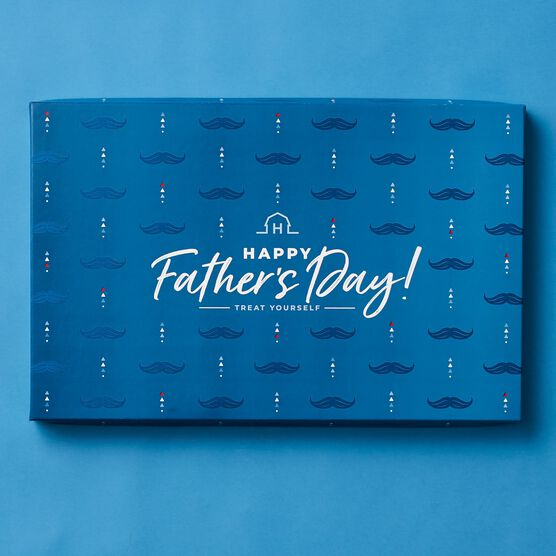 Father's Day Charcuterie & Chocolate Gift Box Lid