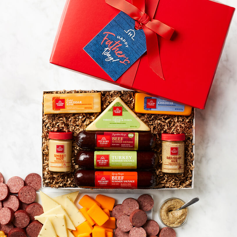 Father's Day Hearty Bites Gift Box