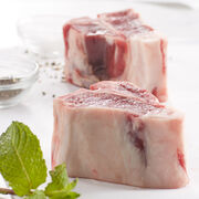 (4) 6 oz. Loin Lamb chops - ships frozen and raw