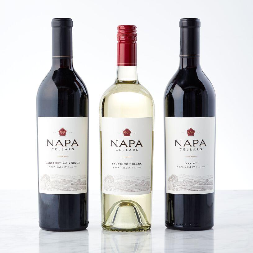 Napa Cellars Wine Gift Trio