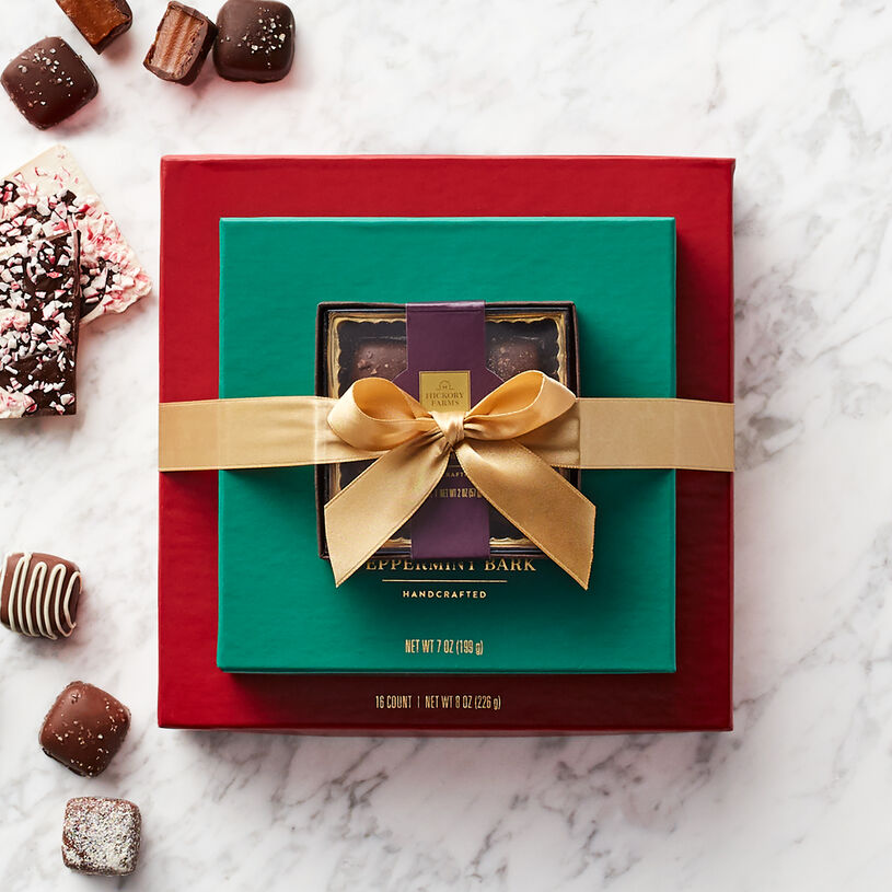 Holiday Chocolates Gift Set