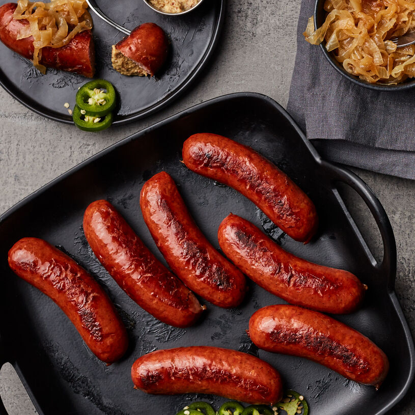 Spicy Hot Links
