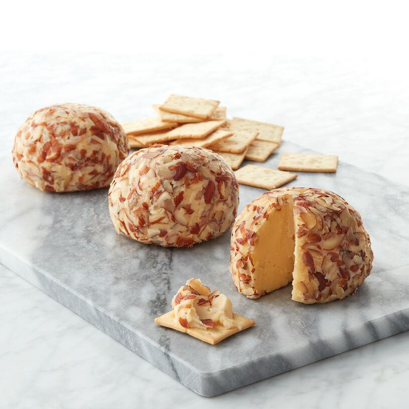 (3) 10 oz. Swiss Cheese Balls