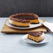 Our Premium Turkey Dinner includes Chocolate Pumpkin Cheesecake