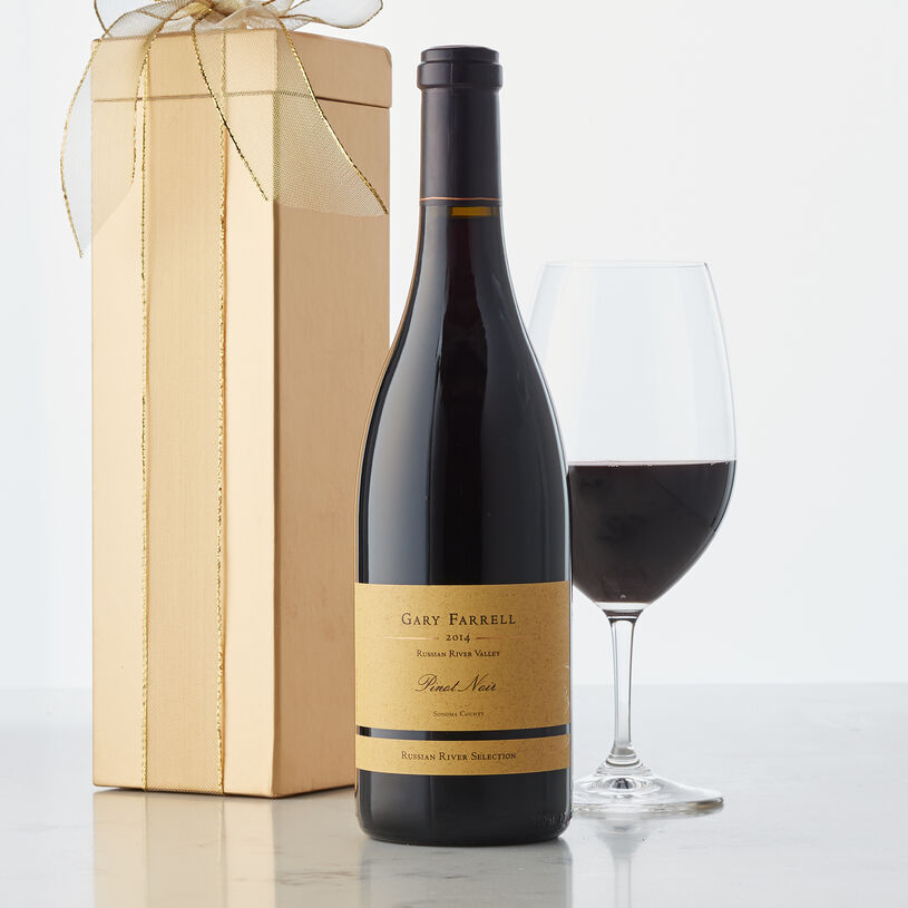 This wine from Sonoma County has vibrant notes of wild strawberries, raspberry preserves, and pomegranate fill the glass