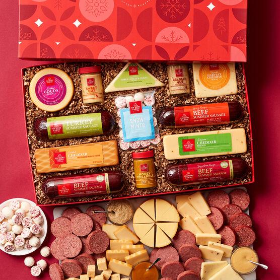 Alternate view of Season's Eatings Premium Picks Gift Box