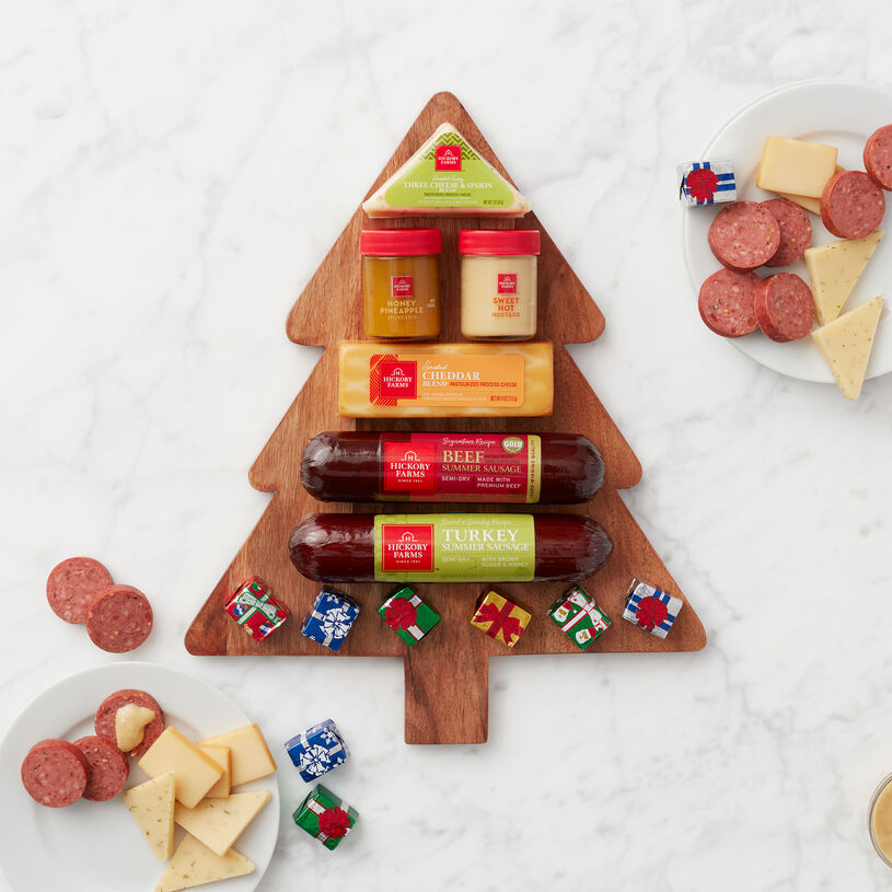 Christmas Tree Board Gift Set