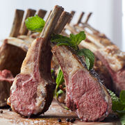 24 oz. Rack of American Lamb