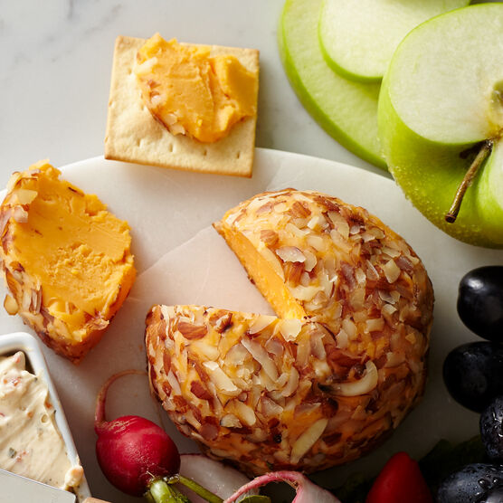sharp cheddar cheese ball