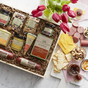 Hickory Farms Simply Savory Deluxe Gift Crate