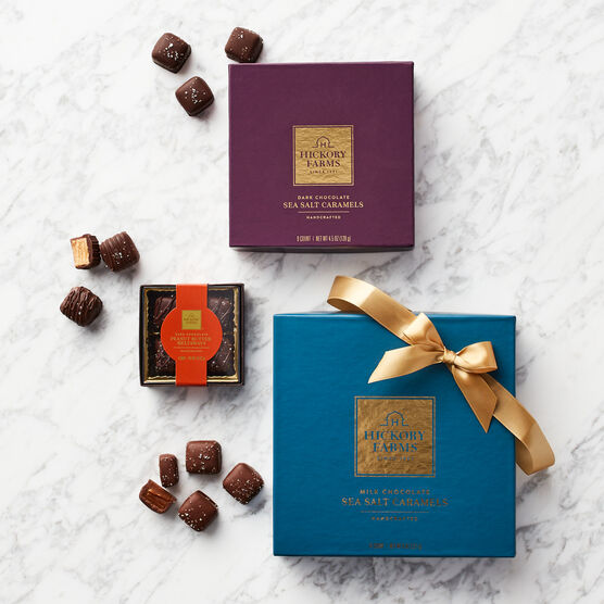 Classic Chocolates Gift Set Box Contents