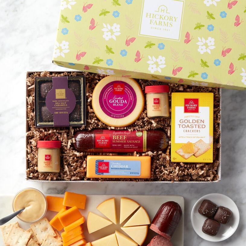 Sunny Sweets & Snacks Gift Box