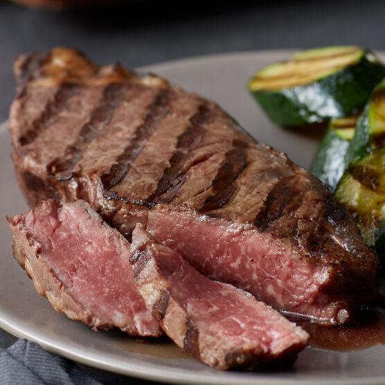 (4) 8 oz. New York Strip Steaks