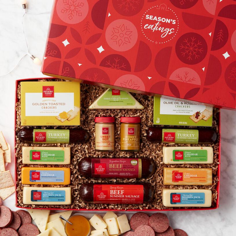 Season's Eatings Hearty Party Gift Box