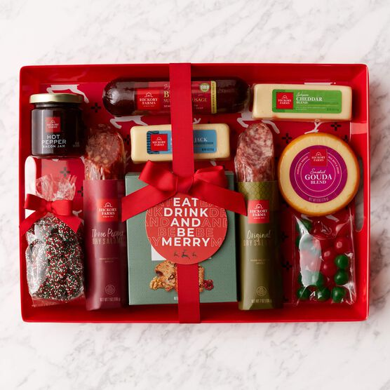 Holiday Entertaining Gift Set Contents
