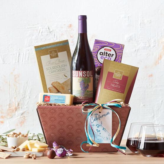 Gift Baskets Delivered & Food Gifts