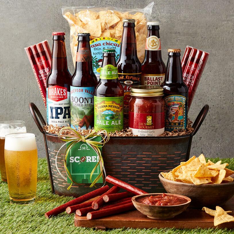 Pick Six Craft Beer Gift Basket