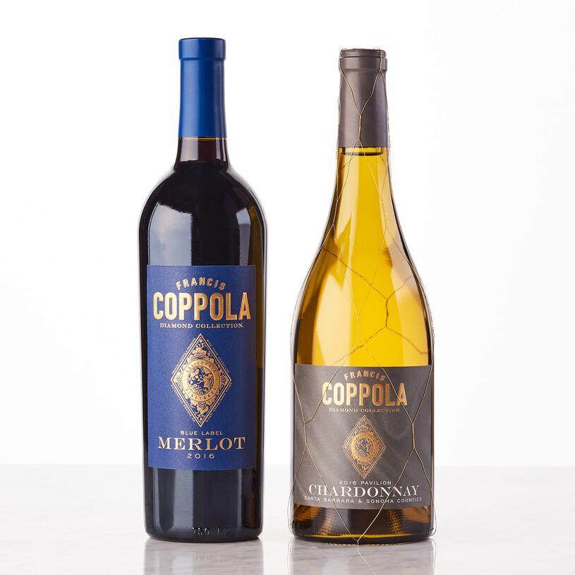 Coppola Diamond Collection Wine Gift Set