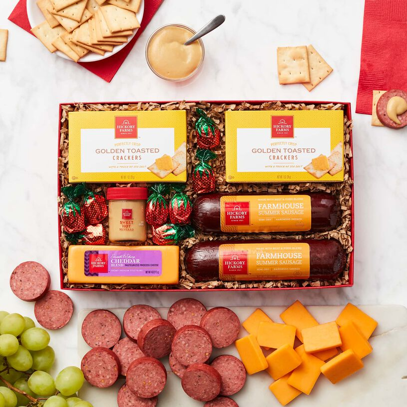 Hickory Sausage & Cheese Collection
