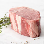 2 ct. Prime 12 oz. Bone-in Filet. Ships frozen & raw.