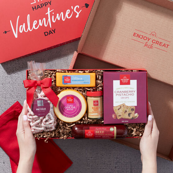 Alternate view of Heartfelt Treats Gift Box