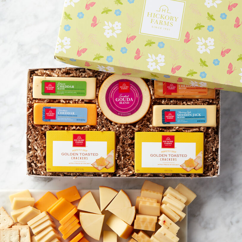 Sunny Cheese Favorites Gift Box