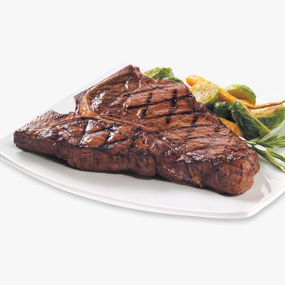 2(16 oz) Porterhouse Premium Steaks