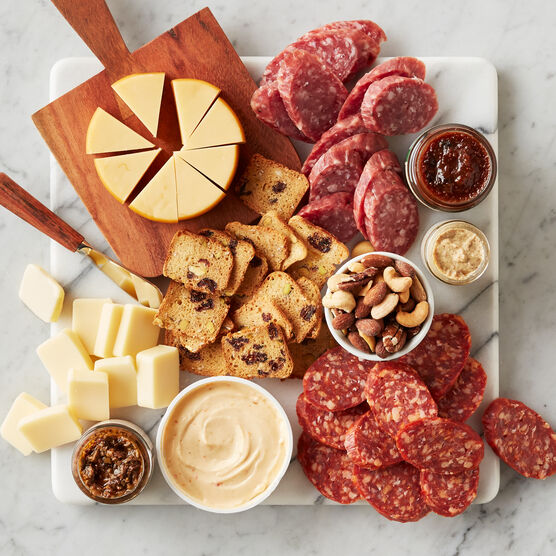 Alternate view of Charcuterie Essentials Gift Basket