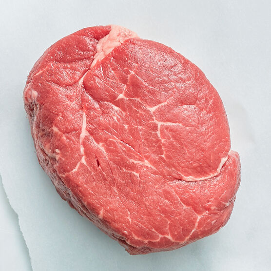 Alternate view of 8 oz Filet Mignon - Ships frozen & raw