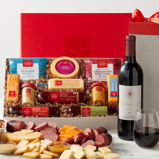 Signature Favorites & Wine GiftSet Alt
