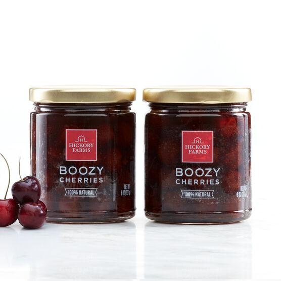 Boozy Cherries