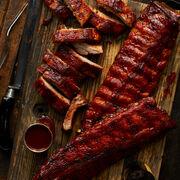 (4) Premium Pork Ribs