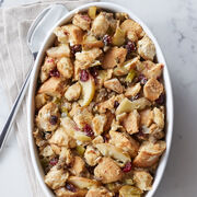 Our Premium Turkey Dinner includes Apple & Sausage Stuffing