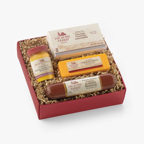 Hickory Farms Turkey Hickory Sampler Gift Box