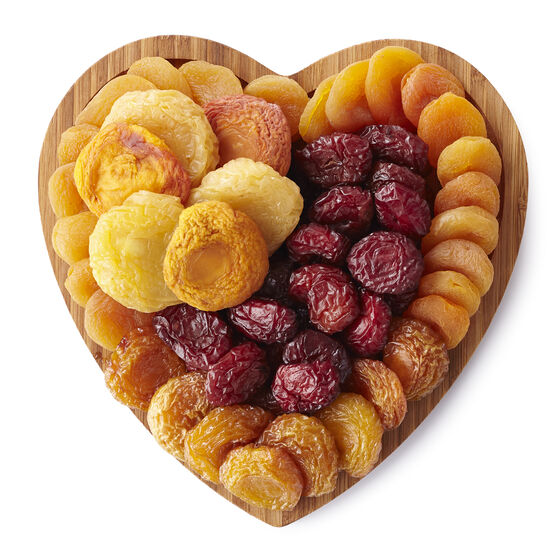 Fruit Lover's Valentine's Tray