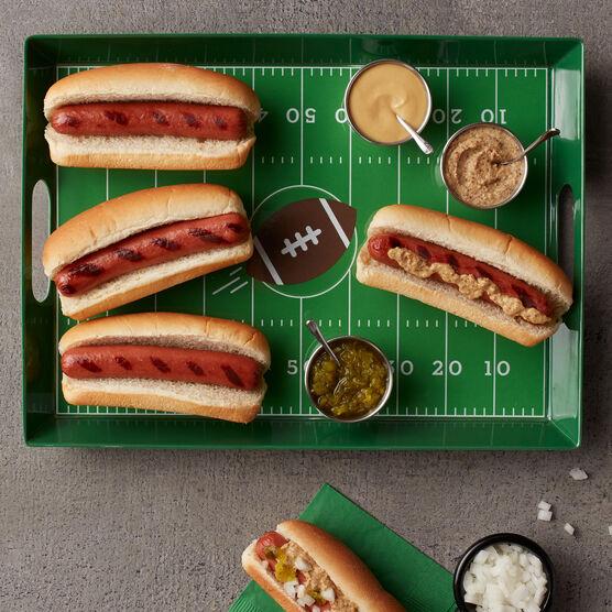 Game Day Entertaining Gift Set Hot Dog Ideas