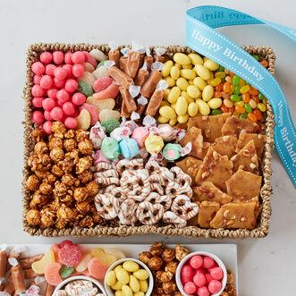 Birthday Sweets Gift Basket