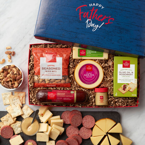 Alternate View of Father's Day Favorites Gift Box