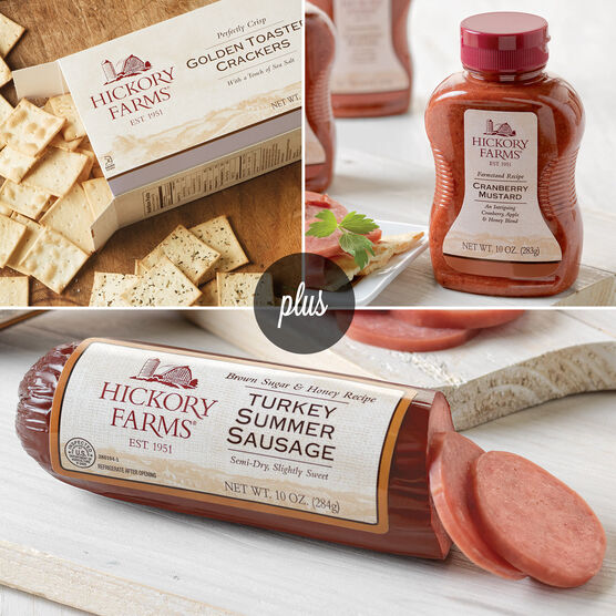 Turkey & Cranberry Snack Collection
