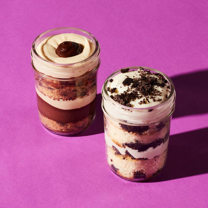 PB Chocolate & Cookies 'n Cream Cupcake 2-Pack
