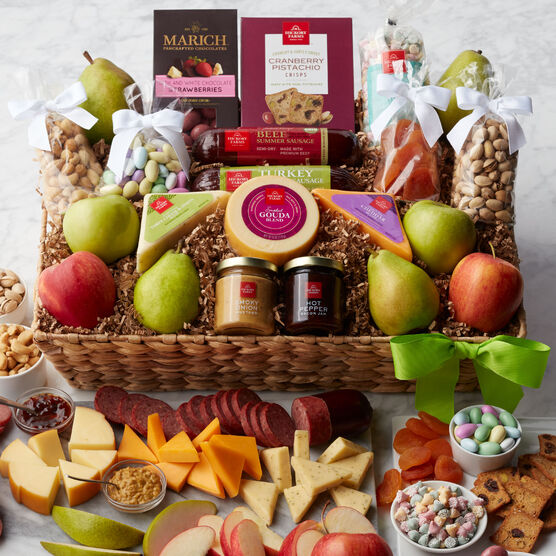 Gift Baskets: Fresh Fruit Gift Delivery