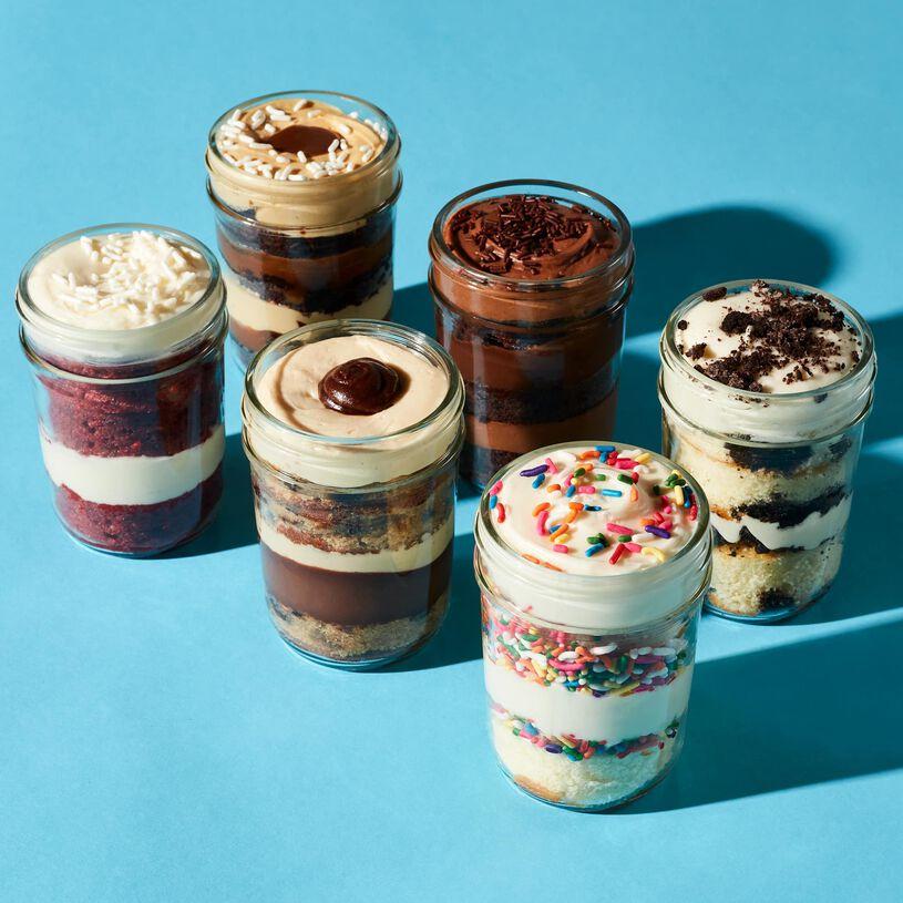Variety Cupcake 6-Pack